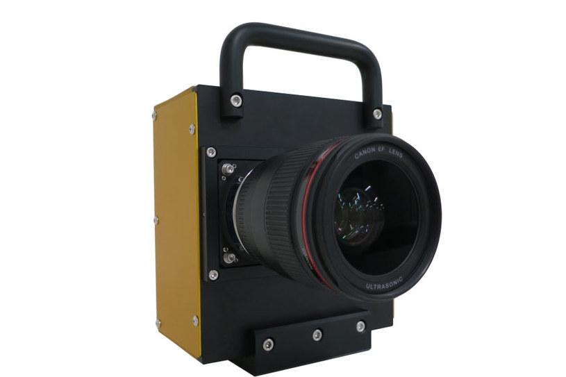Prototyop aparatu z nową matrycą /materiały prasowe