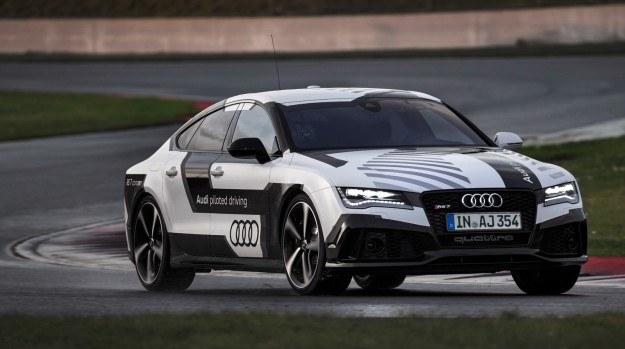 Prototyp autonomicznego Audi RS 7 /Audi