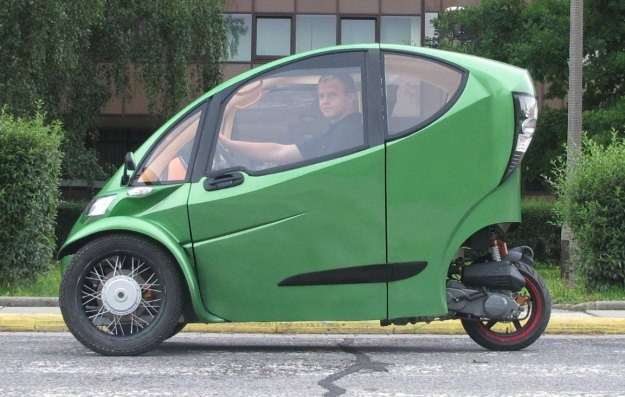 Prototyp polskiego auta miejskiego /