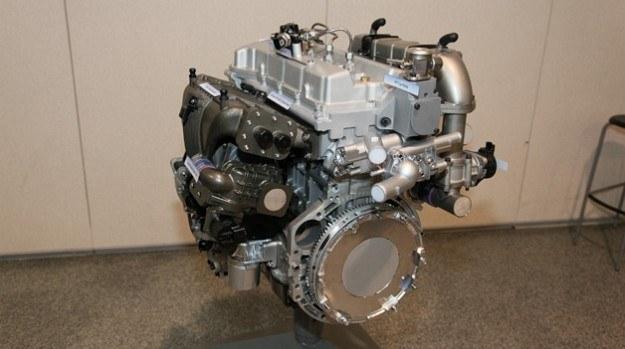 Prototyp silnika 1.8 GDCI /Hyundai