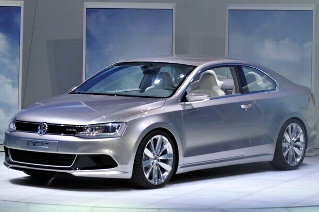 Prototyp vw jetty coupe /AFP