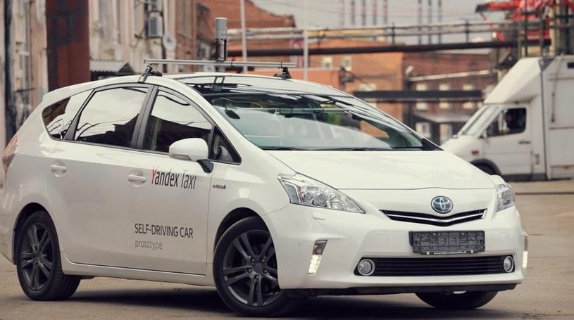Prototyp został stworzony na bazie Toyoty Prius /INTERIA.PL/informacje prasowe