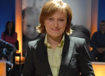 Prowadząca program /Telewizja Polsat
