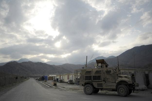 Prowincja Kunar /AFP
