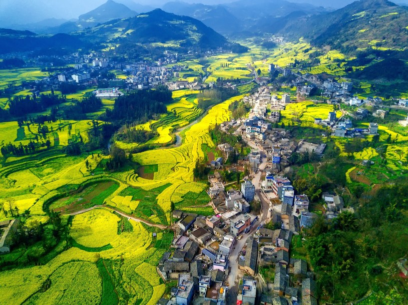 Prowincja Yunnan /    Imaginechina /East News