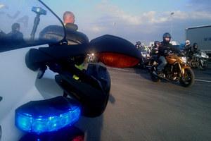 Przechytrzyli motocyklistów
