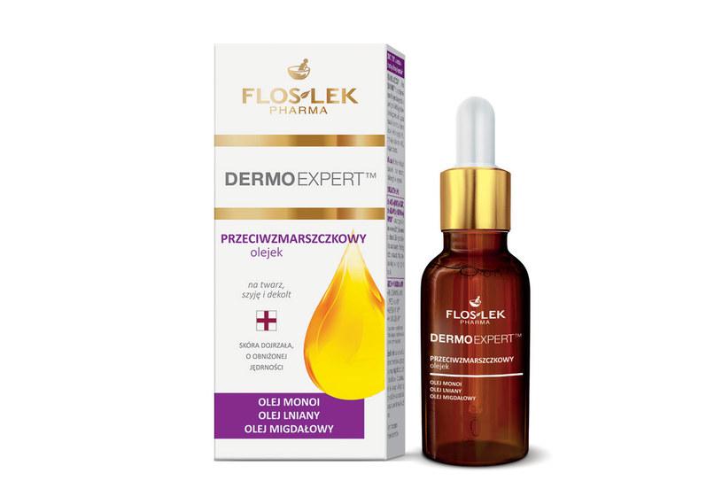 Przeciwzmarszczkowy olejek Dermo Expert™ /materiały prasowe