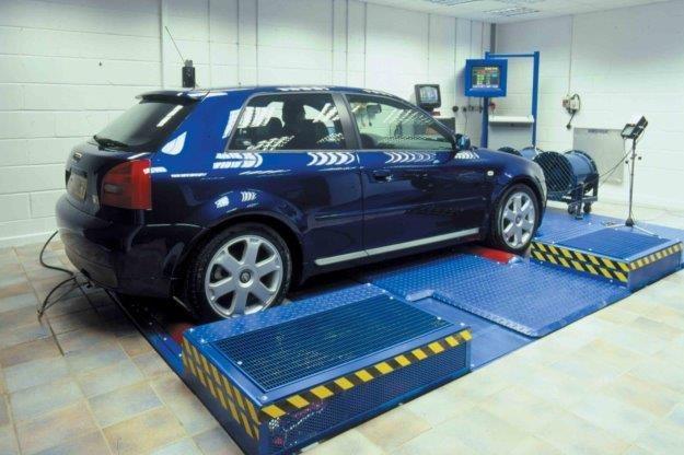 Przed i po przeróbkach auto musi trafić na hamownię /