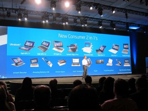 Przed końcem roku na rynku pojawi się sporo nowych urządzeń 2w1 /INTERIA.PL