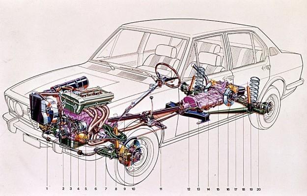 Przed laty Alfa Romeo produkowała samochody tylnonapędowe /
