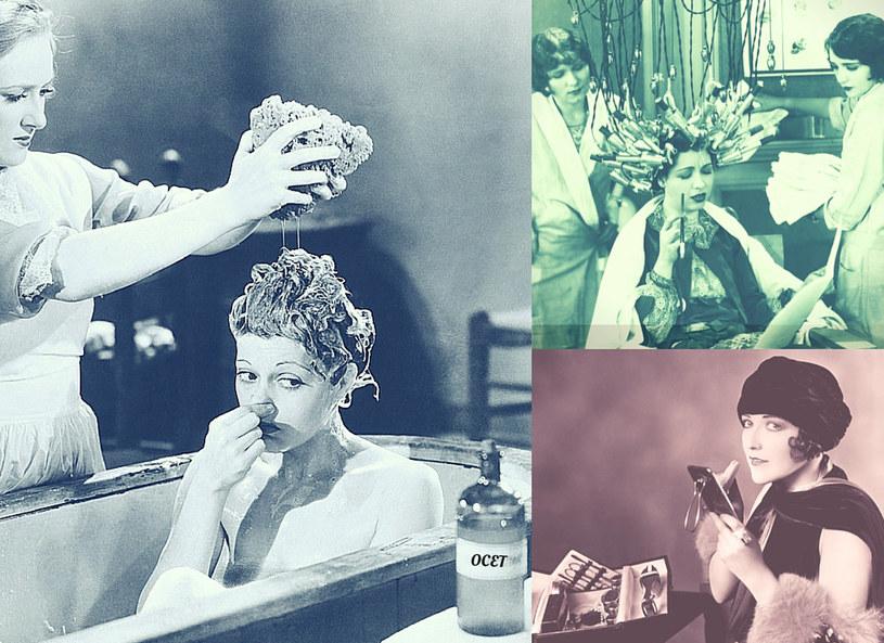 Przed laty zabiegi pielęgnacyjne wyglądały nieco inaczej... /materiały prasowe