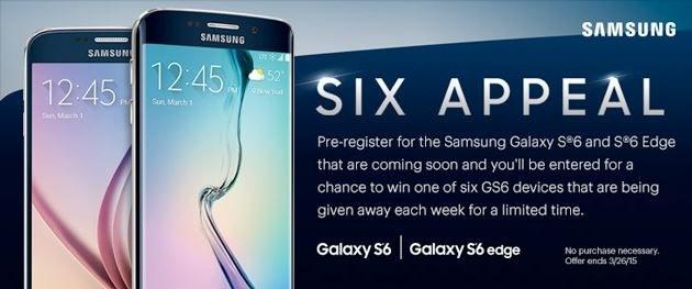 Przed niedzielną premierą w sieci pojawiła się jeszcze taka grafika Galaxy S6 i S6 Edge - jest to prawdopodobnie oficjalna prezentacja /materiały prasowe