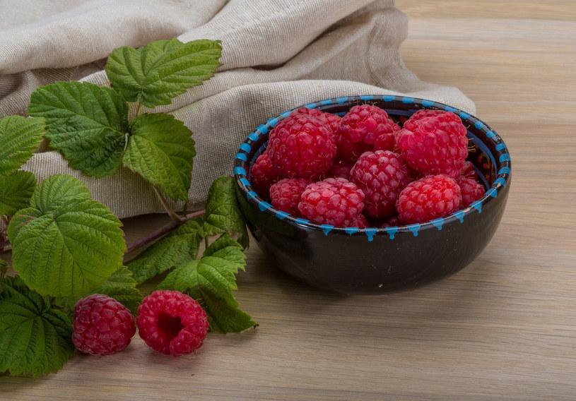 Przed sezonem jesienno-zimowym można pokusić się o malinową dietę oczyszczającą /©123RF/PICSEL