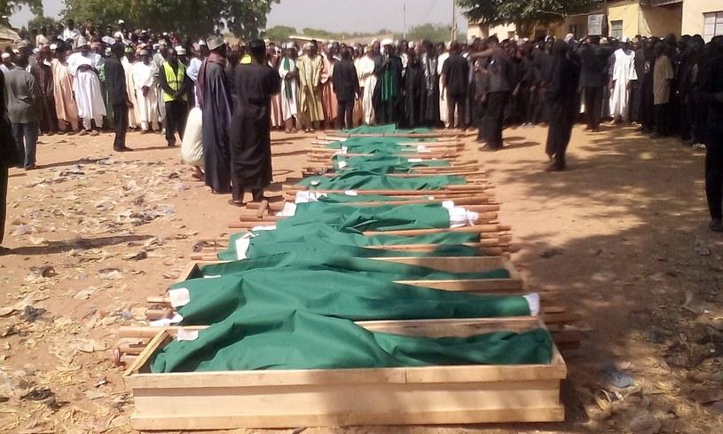 Przed tygodniem w zamachu przeprowadzonym przez Boko Haram w Potiskum zginęło 29 osób /AFP