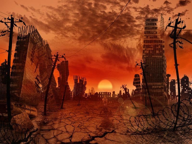 Przed wojną atomową ocalili nas kosmici - twierdzi Edgar Mitchell /123RF/PICSEL
