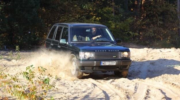 Przed zakupem Range Rovera trzeba koniecznie sprawdzić stan pneumatycznego zawieszenia. /Motor