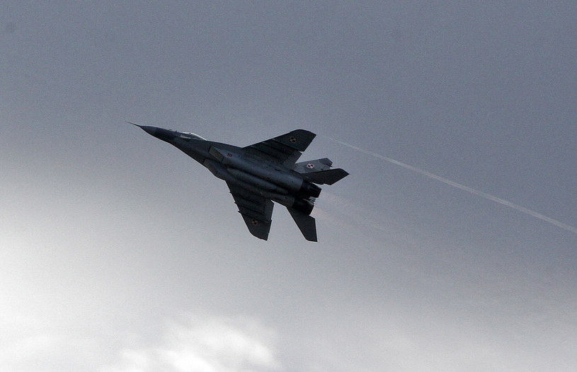 Przedmiotem umowy była naprawa silników bułgarskich samolotów MiG-29 /AFP