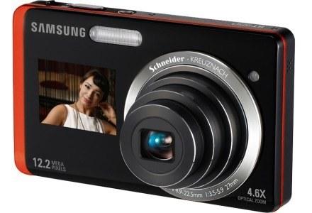 Przedni wyświetlacz to cecha wyróżniająca Samsunga ST 550 /materiały prasowe