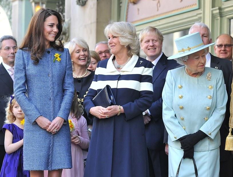 Przedstawicielki trzech generacji rodziny królewskiej /Getty Images