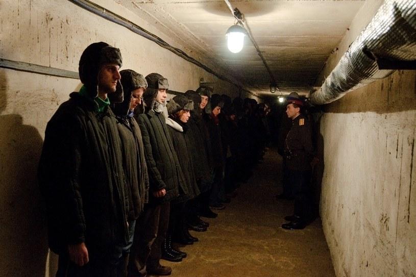 """""""Przedstawienie"""" w Soviet Bunker trwa trzy godziny, ale tyle w zupełności wystarczy, aby cofnąć się w czasie /Soviet Bunker /materiały prasowe"""