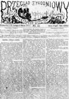 Przegląd Tygodniowy, nr 10 z 10 III 1872 r., Warszawa /Encyklopedia Internautica