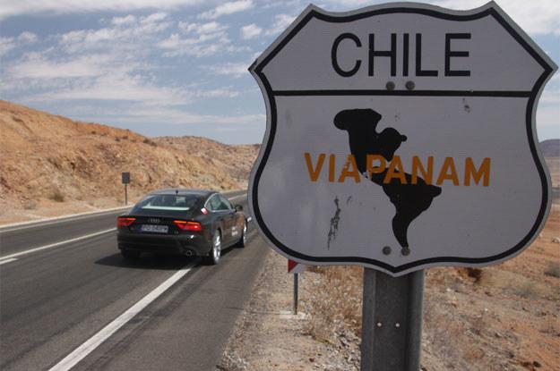 Przejechaliśmy autostradą Transamerica z Santiago de Chile, na północ, aż do Copapio /INTERIA.PL