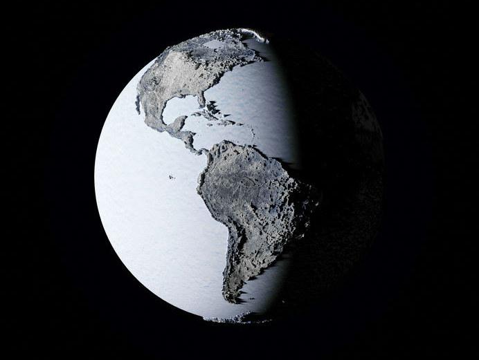 Przejście do globalnego zlodowacenia może nastąpić bardzo szybko /123RF/PICSEL