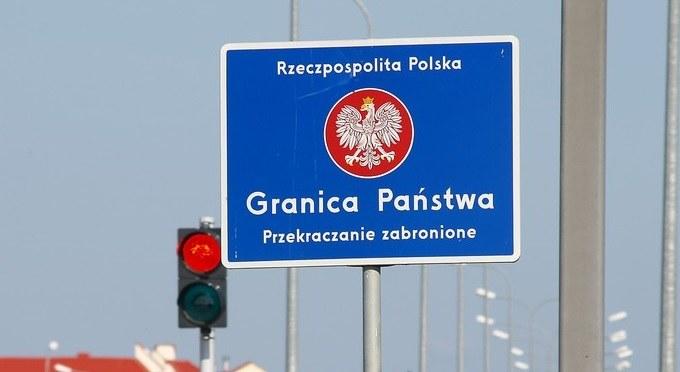 Przejście graniczne, zdj. ilustracyjne /Łukasz Jóźwiak /Reporter