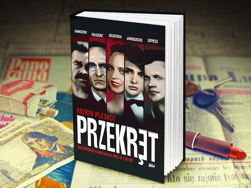 Przekręt /Wydawnictwo Znak