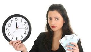 Przeliczasz czas na pieniądze? Masz problem