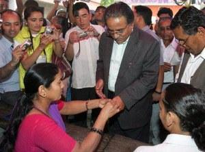 Przełomowe wybory w Nepalu