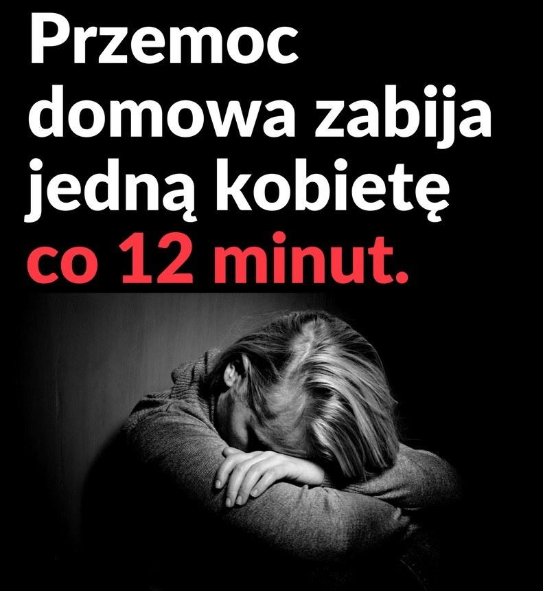 Przemoc domowa /INTERIA.PL