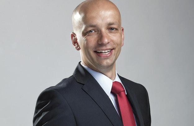 Przemysław Berendt, globalny wiceprezes Luxoft /Informacja prasowa