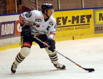 Przemysław Bomastek rozpoczął sezon od poważnej kontuzji /Agencja Przegląd Sportowy