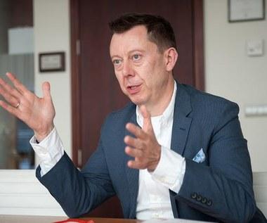 Przemysław Gdański, wiceprezes mBanku, dla Interii: Na rynku zostanie kilka wiodących banków
