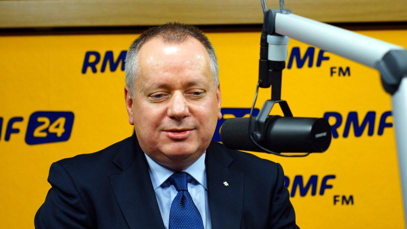 Przemysław Hauser /Michał Dukaczewski /RMF FM