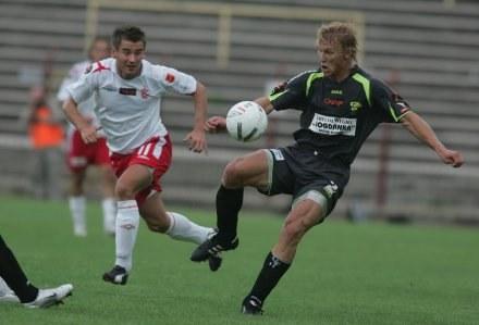 Przemysław Kulig (z prawej)/Fot: Grzegorz Michałowski /Agencja Przegląd Sportowy
