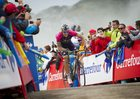 Przemysław Niemiec w czołówce wyścigu Tour of Hainan