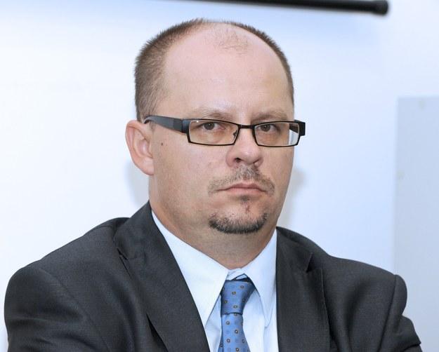 Przemysław Sypniewski, prezes Poczty Polskiej /Jan Bielecki /Agencja SE/East News
