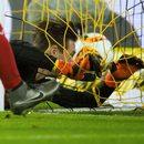 Przemysław Tytoń puścił sześć goli, ale Niemcy go docenili