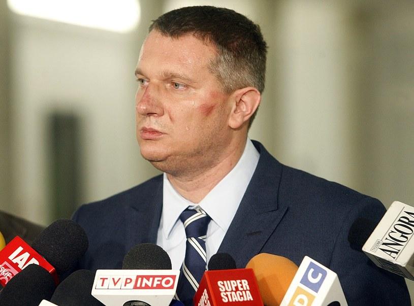 Przemysław Wipler /Adam Guz /Reporter