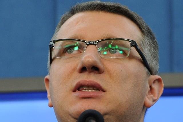 Przemysław Wipler /Grzegorz Jakubowski /PAP