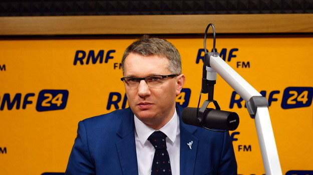 Przemysław Wipler /RMF FM