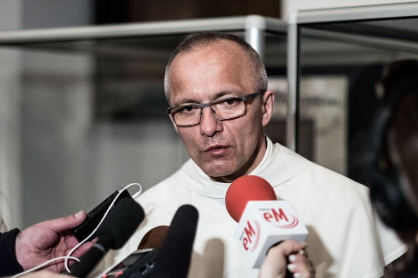 Przeor Jasnej Góry o. Marian Waligóra /Fot. Karol Porwich /East News