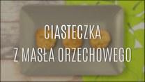 Przepis na ciasteczka z masła orzechowego