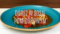 Przepis na dorsza w sosie pomidorowym
