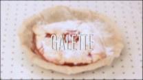 Przepis na galette - klasyczny francuski deser
