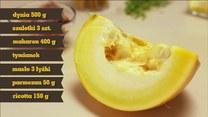 Przepis na makaron z dynią
