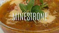 Przepis na minestrone - tradycyjną włoską zupę