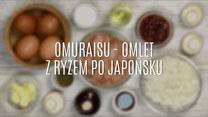Przepis na omuraisu – omlet po japońsku z ryżem